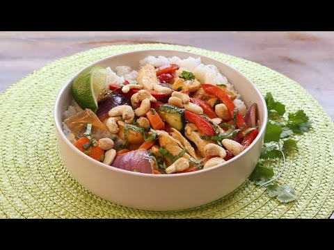 How to Make Thai-Style Red Chicken Curry | Chicken Recipes | Allrecipes.com