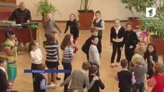В Рыбницком Дворце культуры прошла игровая развлекательная программа «Шарик-шоу»
