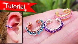 TUTORIAL - Ear Cuff DIY