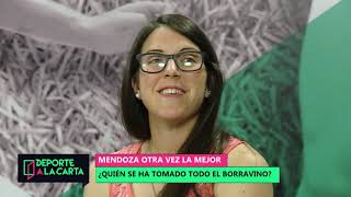 Entrevista a Mariana Di María en Deporte a la carta