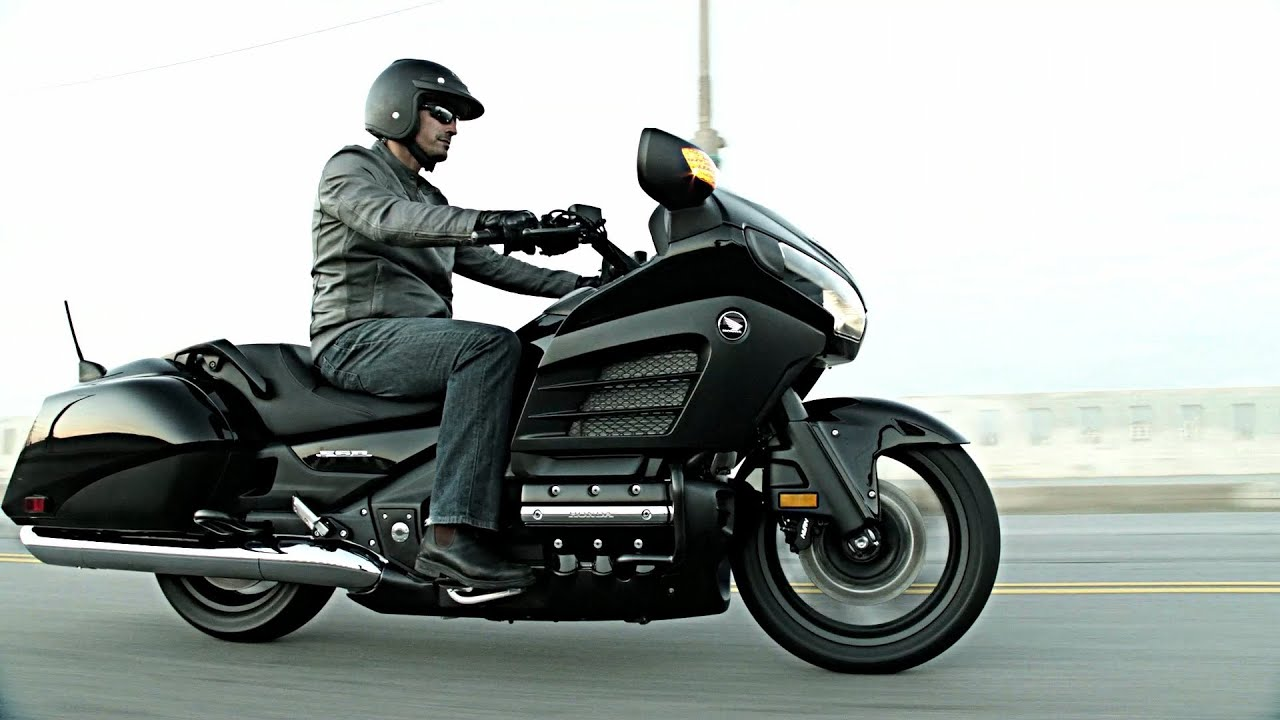 Honda Gold Wing (2013) OFFICIAL TRAILER - YouTube
