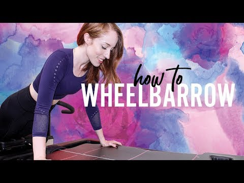 How to Wheelbarrow ~ Most Essential Core Exercise on Megaformer