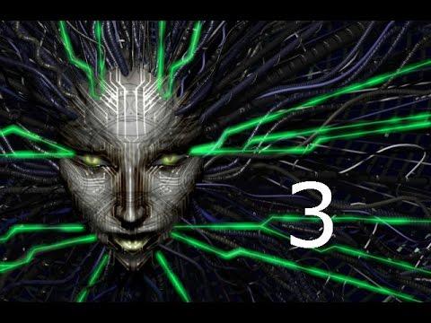 #3 System shock 2: ПРОХОЖДЕНИЕ - роботы