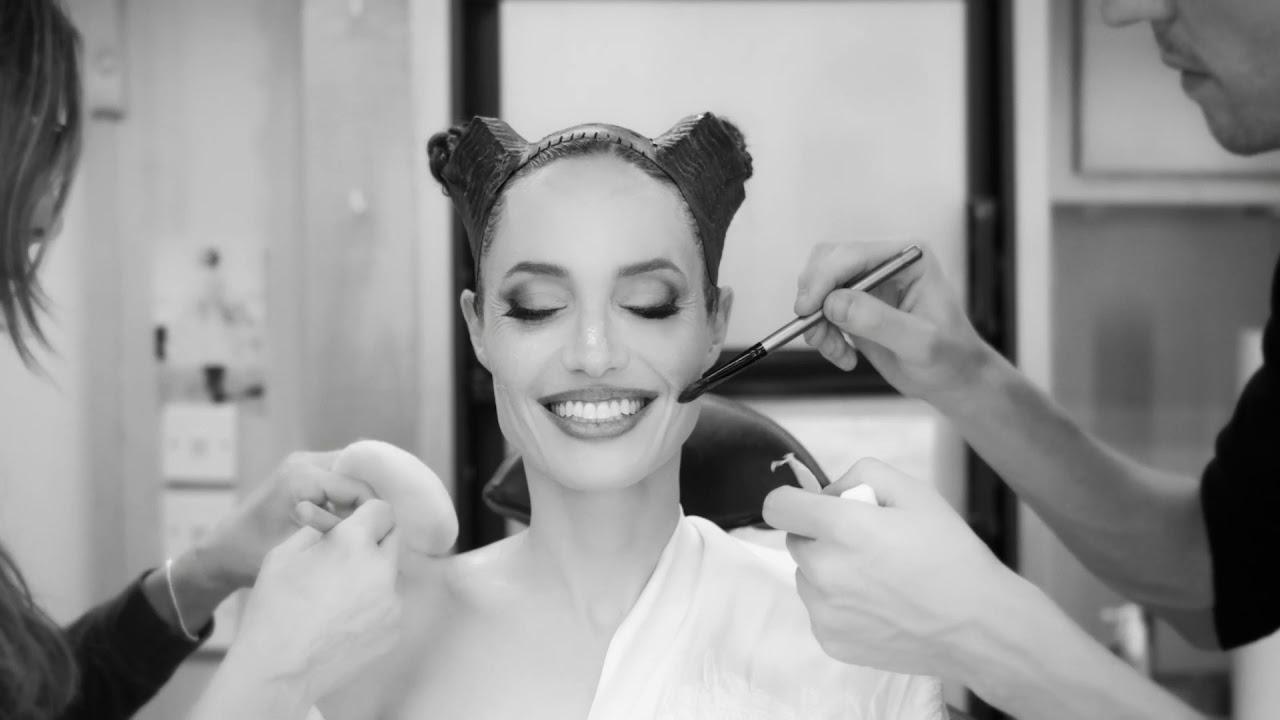Трансформацијата на Анџелина Џоли за улогата во Maleficent