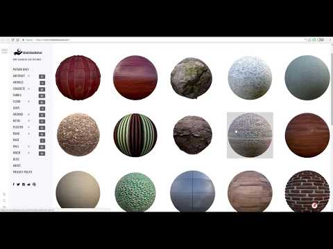 FREE SEAMLESS PBR TEXTURES - BEAUTIFUL - YouTube