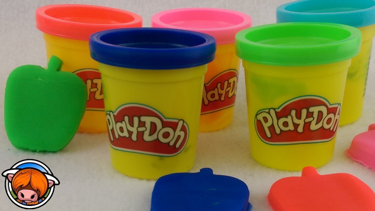 shows for toddlers play doh videos learn colors for kids fun youtube. Black Bedroom Furniture Sets. Home Design Ideas