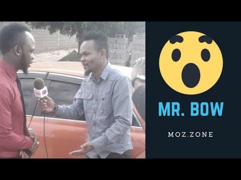 Mr. Bow devolve Range Rover e ataca ex-esposa