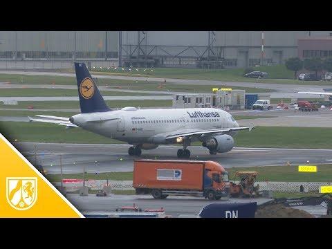 Flugbegleiter-Streik trifft 180