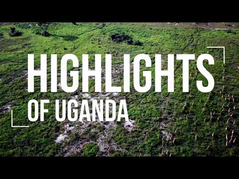 Highlights of Uganda from Above | DJI Mavic Pro | 4K Drone