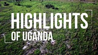 Highlights of Uganda from Above | DJI Mavic Pro | 4K Drone