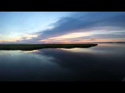 Cape Cod sunset timelapse 1080p