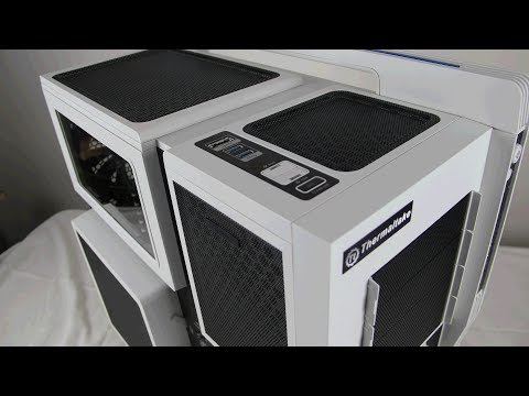 Thermaltake Level 10 GT Snow Edition Review