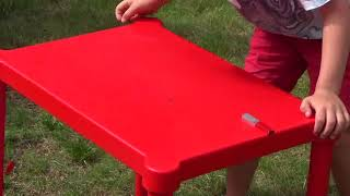 Magnet attraherar och repellerar - bNosy enkla experiment för barn 29
