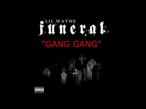 "Lil' Wayne   ""Gang Gang"" (FUNERAL ALBUM) Feat. Cardi B & Nicki Minaj (NEW 2019)"
