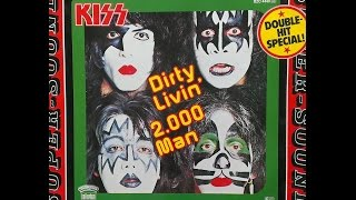 "KISS 2.000 Man Maxi Singel version MP3 ""Fan Made"""