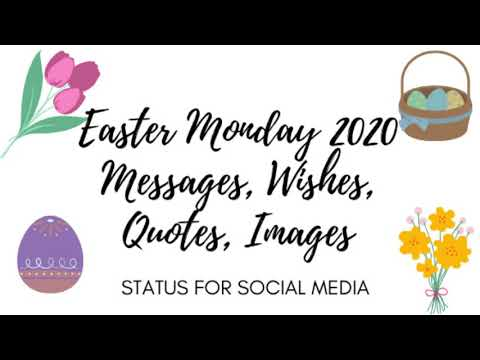 Happy Easter Sunday 2020: Wishes, Messages, Quotes, Images ...