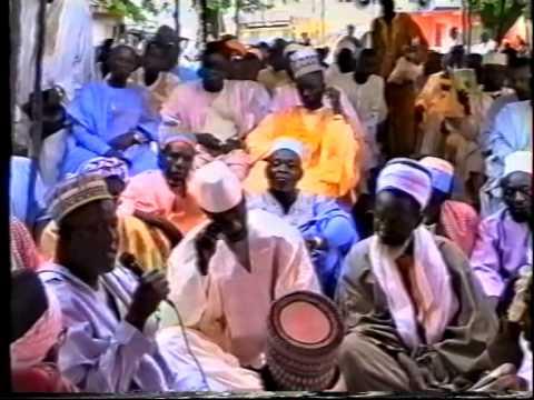Muqaddam Masoud: Ghana National Chief Imam Sheikh Nuhu Sharubutu´s visit to Sekondi in 1998.