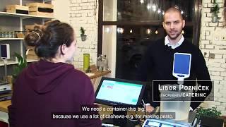 Minimum waste - maximum taste: Nákup /Grocery shopping/