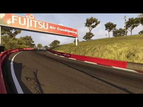 Forza 6 - F1 - New Hot lap record - Mount Panorama Circuit (Bathurst) 1:32:659