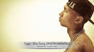 Tyga - Diss Song INSTRUMENTAL *2013* BEST Remake by Jaydon Jam