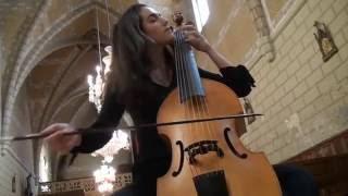 Isabel Esain. Viola da Gamba 2016
