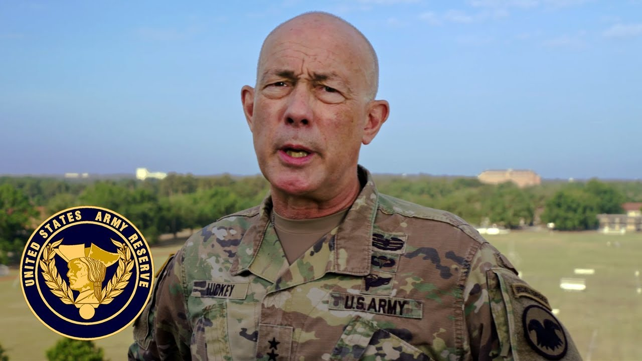 "Lt. Gen. Charles D. Luckey, chief of Army Reserve and commanding general, U.S. Army Reserve Command, reminds Soldiers to be aware of what they can and cannot do politically: ""Make sure you understand the difference between your rights as a citizen and your responsibilities as a Soldier."""