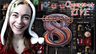 WIZARDRY 8 - #4 ♦ HOLIDAY STREAM-ATHON | DAY 5: Wizardry Day