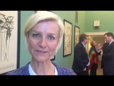 Ulla Tørnæs (V) om Brexit