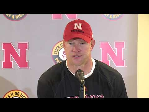 HOL HD: Scott Frost Ohio State post game