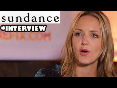 Skin - Jordana Spiro Interview - Sundance 2013