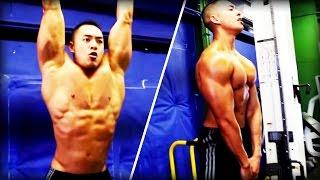 Insane Kettlebell & Pull-Up Workout -- 10 Min Full Body Workout