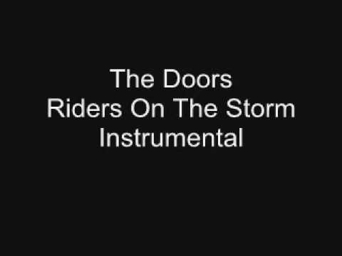 The Doors - Riders On The Storm Instrumental (album version)