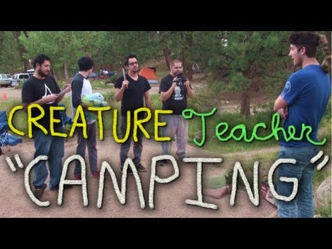 Creature Teacher: Camping