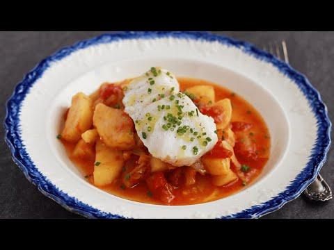 Cod Stew Anyone Can Make