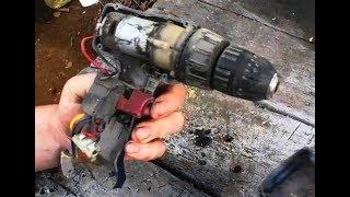 Bu eski screwdriver otish yo'q. Qilish foydali qurilma!.