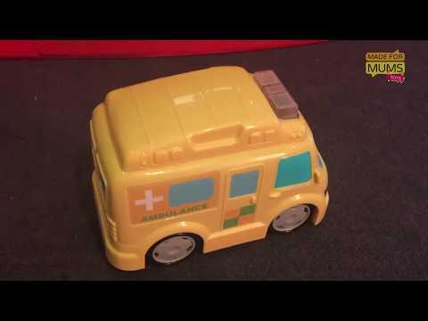 TESCO Carousel Drive & Talk Vehicle   Sneak Peek