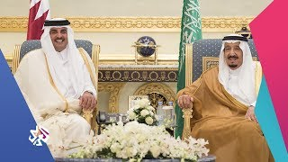 الساعة الأخيرة | أمير قطر يتلقى دعوة من العاهل السعودي لحضور القمة الخليجية