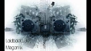 Laidback Luke Megamix - 2011 HQ/HD