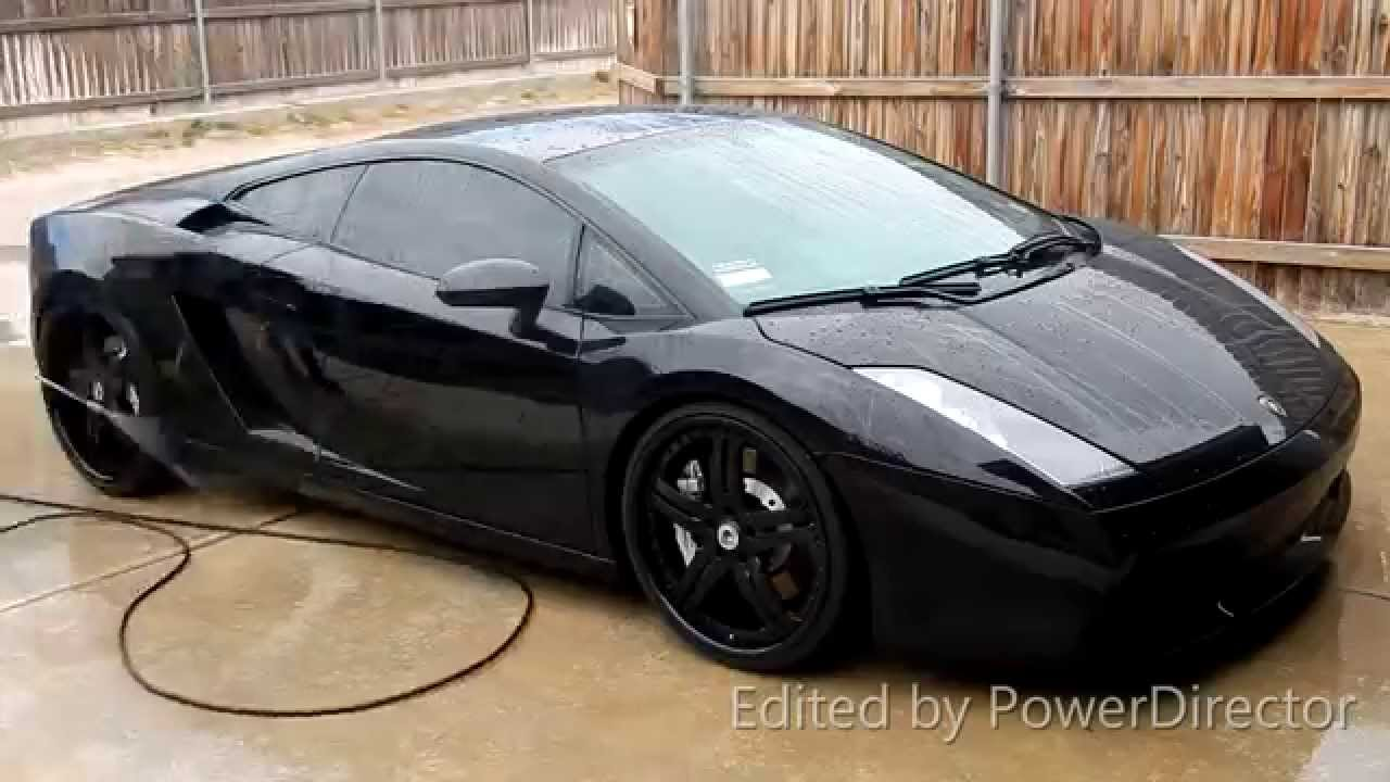 Chemical Guy Lamborghini Exotic Car Wash Youtube