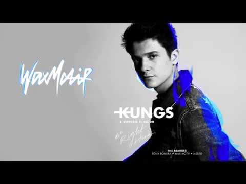 Kungs & Stargate Ft. GOLDN - Be Right Here (Wax Motif Remix)
