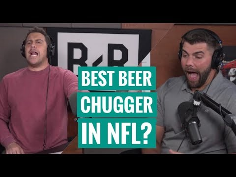 """""""I'm the Best Beer-Chugger in the NFL"""" 🍺Justin Pugh on The Lefkoe Show"""