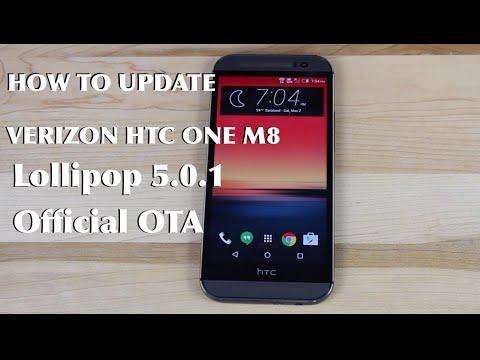 Htc One M8 Update 5.0