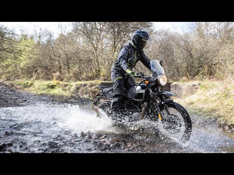 Review - Royal Enfield Himalayan