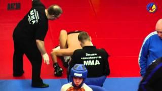 MMA Чемпионат Одесской области 2016.01.31 H15