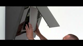 AEG - How to install Built-in Vertical Glass Hood
