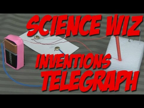 Science Wiz Inventions - Telegraph