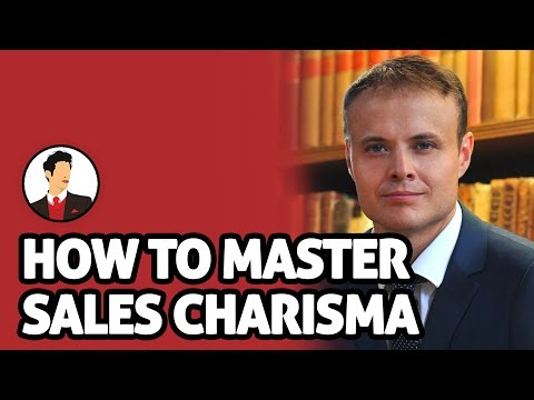 How To Master Sales Charisma With Marcus Oakey | Salesman Podcast