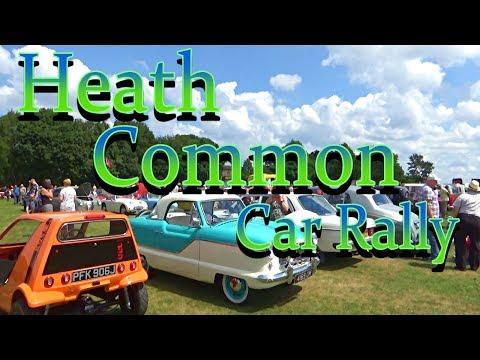 Heath Common Summer Car Rally vlog wakefield 2017  @gaming_ffc 😃
