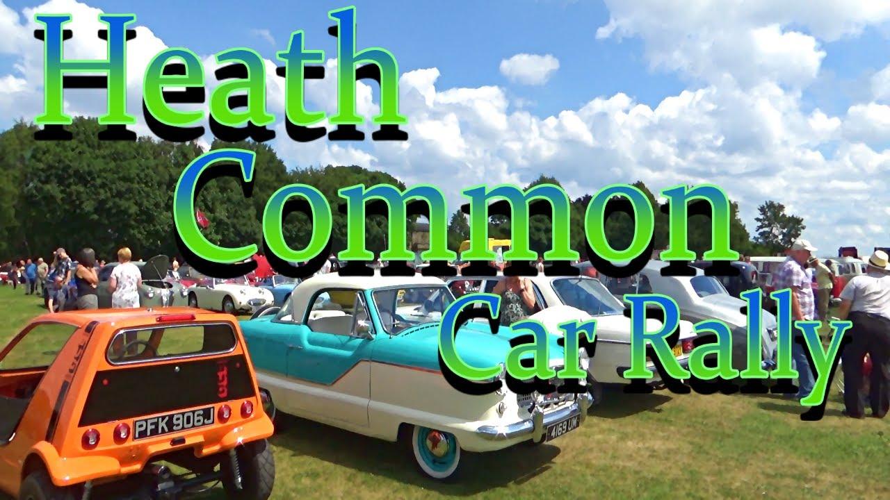 Heath Common Summer Car Rally Vlog Wakefield 2017 Gaming Ffc