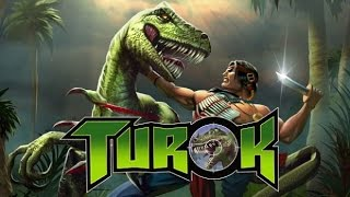 TUROK PC REMASTER - Live Commentary & Thoughts [60FPS]